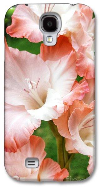 Gladiolus Ruffles  Galaxy S4 Case