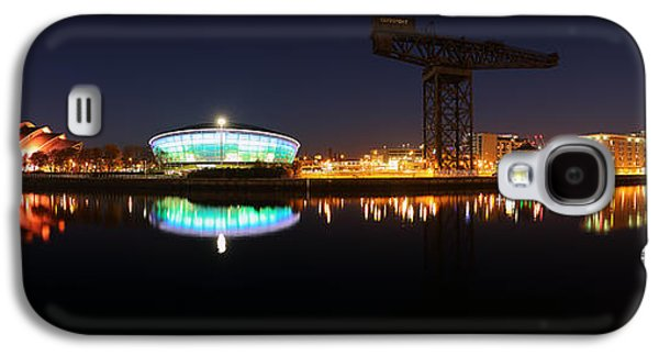 Glasgow Clyde Panorama Galaxy S4 Case