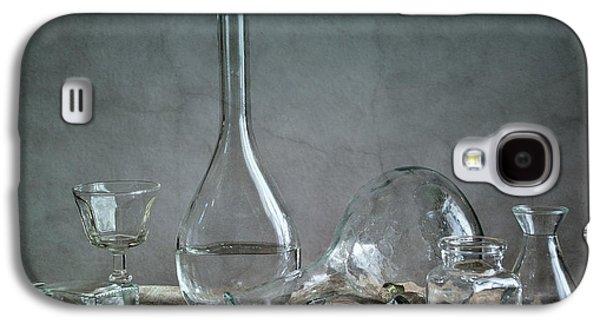 Vase Galaxy S4 Case - Glass by Nailia Schwarz