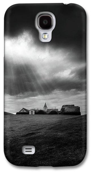 Sun Rays Galaxy S4 Case - Glaumbaer by Tor-Ivar Naess