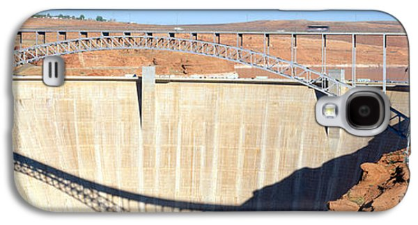 Glen Canyon Dam, Page, Arizona Galaxy S4 Case by Panoramic Images
