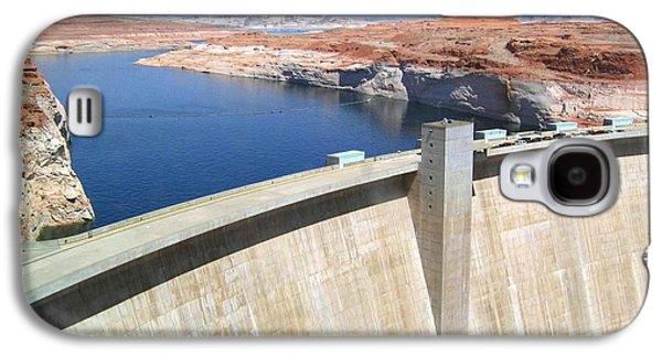 Glen Canyon Dam Galaxy S4 Case by Will Borden