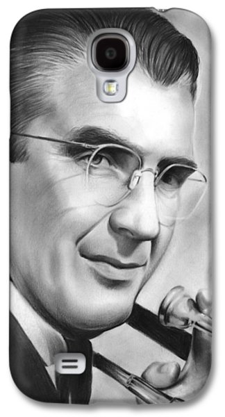 Glenn Miller Galaxy S4 Case by Greg Joens