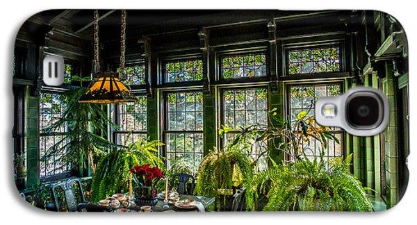 Glensheen Mansion Breakfast Room Galaxy S4 Case by Paul Freidlund