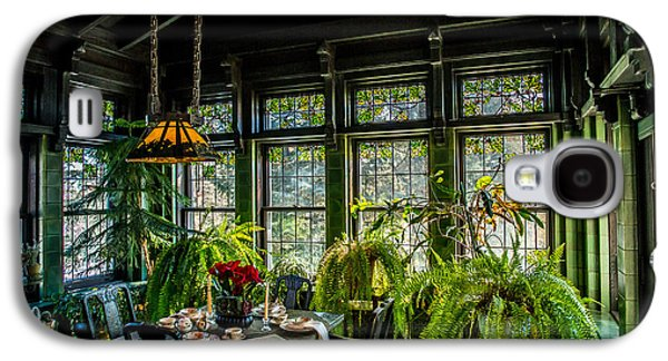 Glensheen Mansion Breakfast Room Galaxy S4 Case