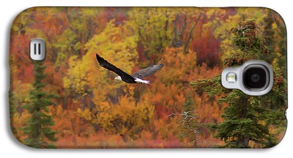 Glide Path Galaxy S4 Case by Ed Boudreau