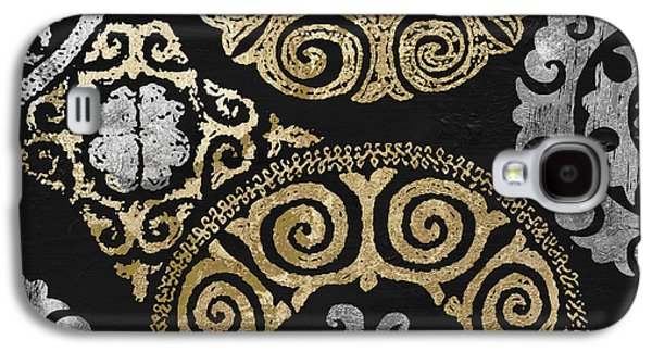 Glitterfish I Galaxy S4 Case by Mindy Sommers