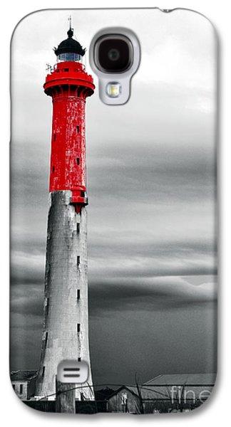 Gloomy Lighthouse Galaxy S4 Case