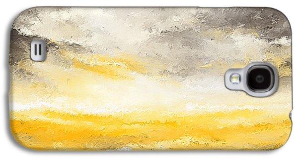 Gloomy Sunny Day Galaxy S4 Case by Lourry Legarde