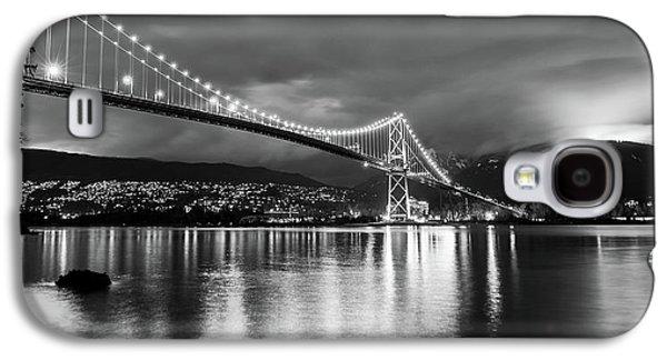 Glow Of The Bridge Galaxy S4 Case