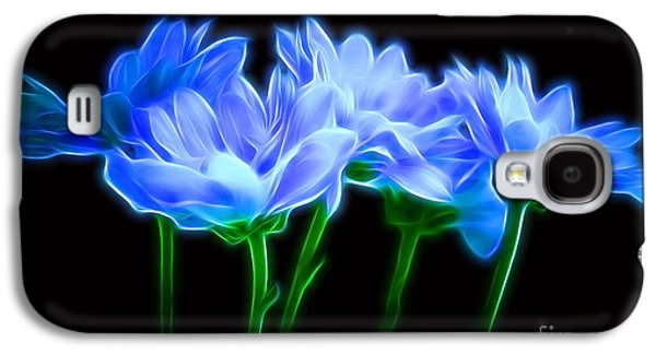 Glowing With Love Galaxy S4 Case by Krissy Katsimbras