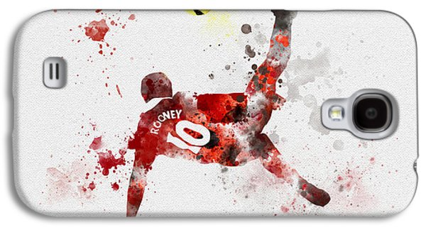 Goal Of The Season Galaxy S4 Case by Rebecca Jenkins