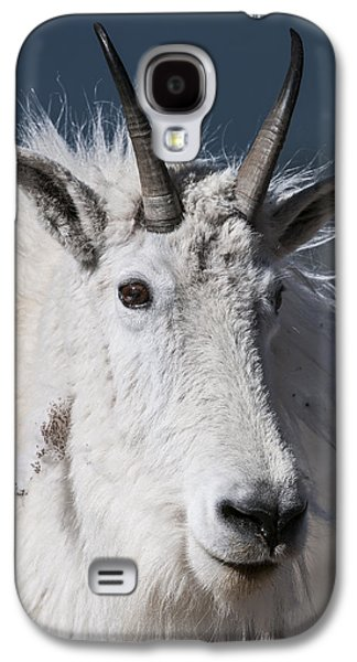 Goat Portrait Galaxy S4 Case