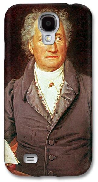 Goethe Galaxy S4 Case