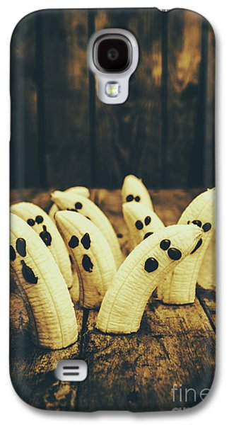 Going Bananas Over Halloween Galaxy S4 Case by Jorgo Photography - Wall Art Gallery
