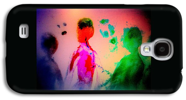 One Of These Nights We Will Be Going To Another Nachspiel Together  Galaxy S4 Case by Hilde Widerberg