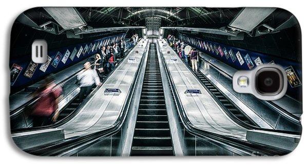 Going Underground Galaxy S4 Case