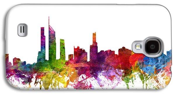 Gold Coast Australia Cityscape 06 Galaxy S4 Case