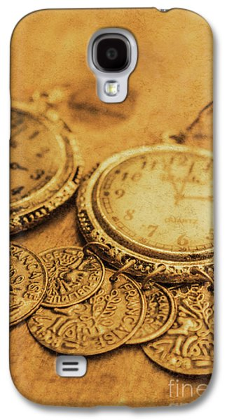 Golden Age Of Fashion Galaxy S4 Case by Jorgo Photography - Wall Art Gallery