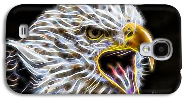 Golden Eagle Collection Galaxy S4 Case by Marvin Blaine