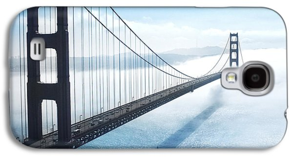 Golden Gate Bridge Galaxy S4 Case by Happy Home Artistry