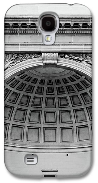 Golden Gate Music Concourse- Art By Linda Woods Galaxy S4 Case