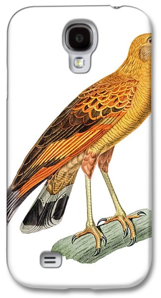 Golden Headed Preditor Galaxy S4 Case