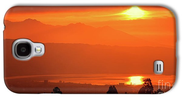Golden Hour Galaxy S4 Case