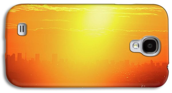 Golden Light Galaxy S4 Case