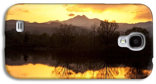 Golden Ponds Longmont Colorado Galaxy S4 Case by James BO  Insogna
