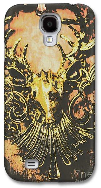Golden Stag Galaxy S4 Case