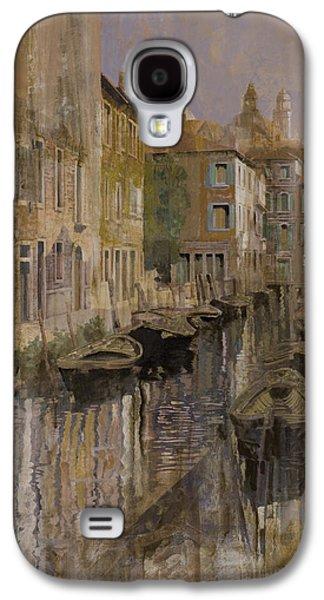 Golden Venice Galaxy S4 Case by Guido Borelli