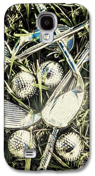 Golf Chrome Galaxy S4 Case