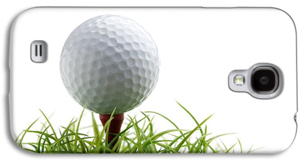 Golfball Galaxy S4 Case by Kati Molin