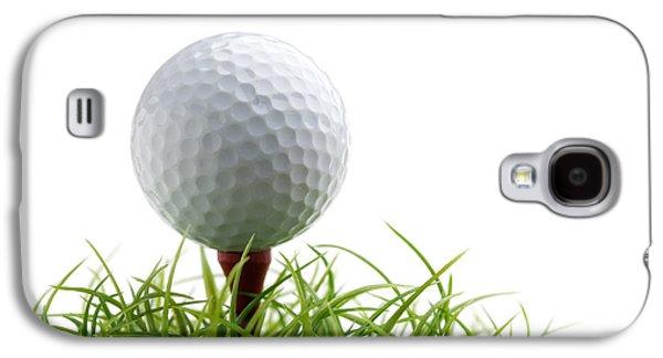 Golfball Galaxy S4 Case by Kati Molin