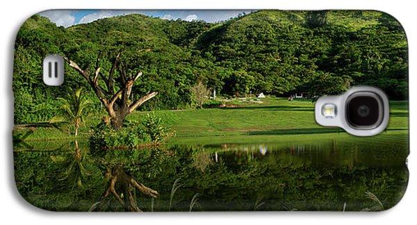 Golfito Desde La Laguna Galaxy S4 Case
