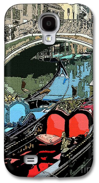 Gondolas Fresco  Galaxy S4 Case
