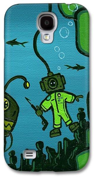 Gone Fish'n Galaxy S4 Case