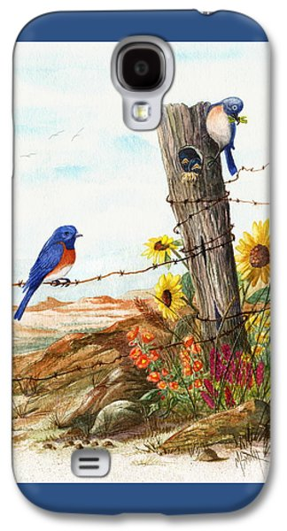 Gonna Find Me A Bluebird Galaxy S4 Case