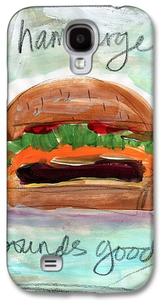 Good Burger Galaxy S4 Case by Linda Woods