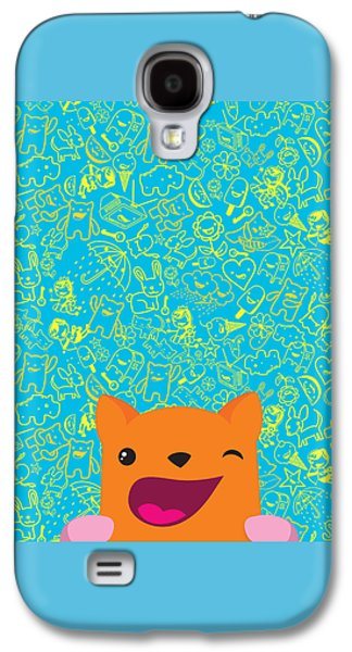 Good Luck Galaxy S4 Case by Seedys