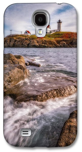Good Morning Nubble Galaxy S4 Case