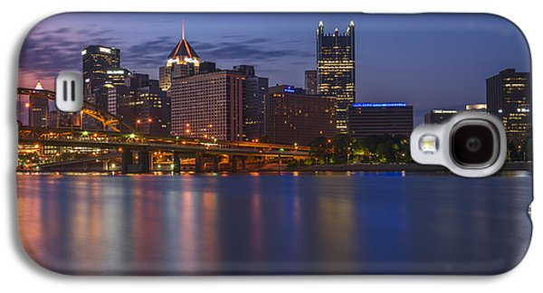 Good Morning Pittsburgh Galaxy S4 Case by Rick Berk