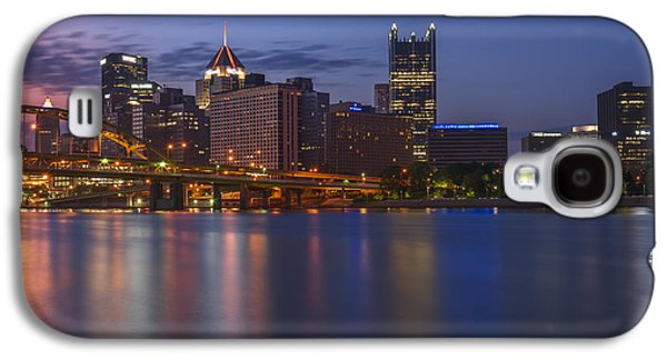 Good Morning Pittsburgh Galaxy S4 Case