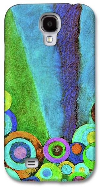 Good Night Doodle Galaxy S4 Case