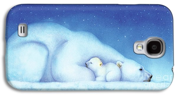 Arctic Bears, Goodnight Nanook Galaxy S4 Case