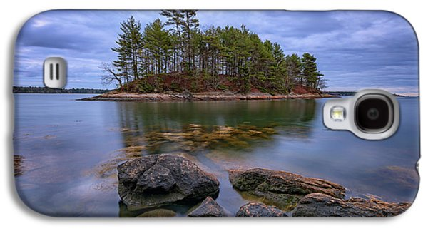 Googins Island Galaxy S4 Case by Rick Berk