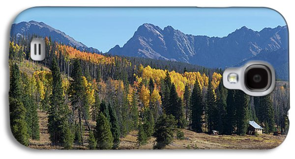 Galaxy S4 Case featuring the photograph Gore Autumn by Aaron Spong