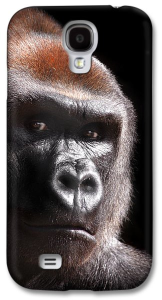 Gorilla ... Kouillou Galaxy S4 Case by Stephie Butler
