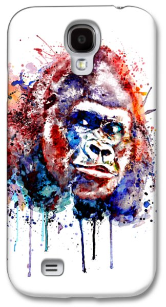 Gorilla Galaxy S4 Case - Gorilla by Marian Voicu
